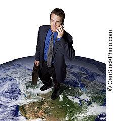 Global business call