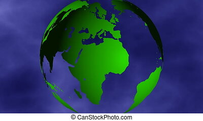 Global Business Network symbolized.