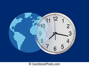 global business time