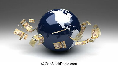 Global Business with Canadian Dollar