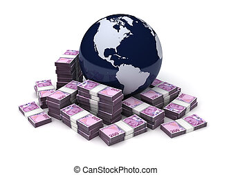 Global Business With Turkish Lira