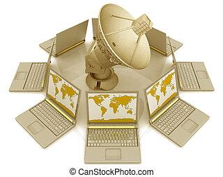 Global communication  - Global communication