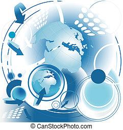 communication - global communication