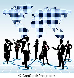 global, conceito, recursos humanos