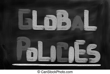 global, concept, policies