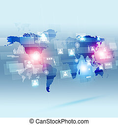 Global Connections Interface