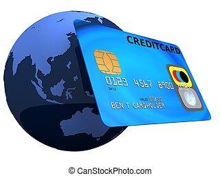 global credit card