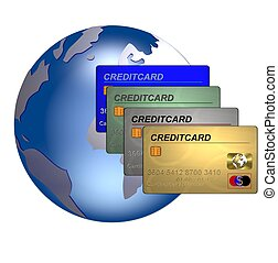 global credit cards