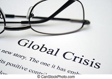 global, crise