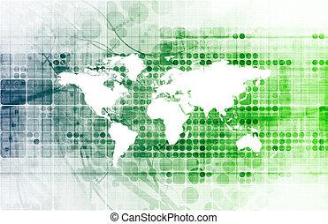 global, dépasser, programme