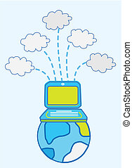 Global Data cloud computing