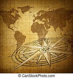 Global Direction - Global direction and world trade business...