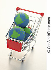 global, e-commerz