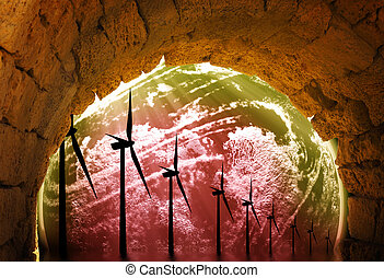 global, energía