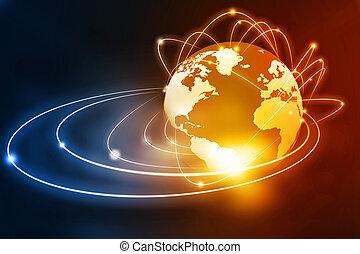 global, gestion réseau