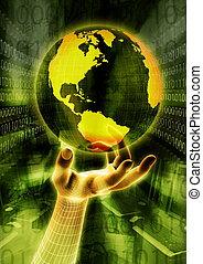 Global Information at hands