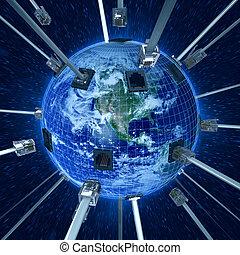 global, information