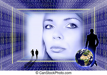 global, informationen, techno