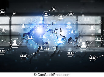 global internet contacts