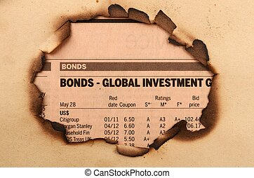 global, investering