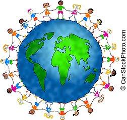 Global Kids - kids from around the world
