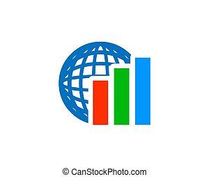 global marketing logo designs