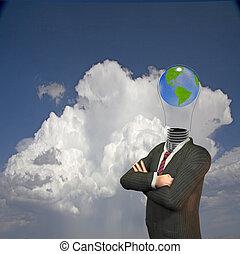 global, mente