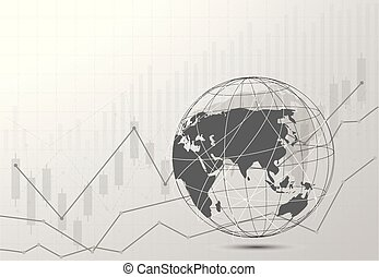 Global network connection Abstract Cloud Computing and Global Network Connections Symbol Technology Concept Vector