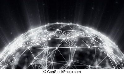 Global Network Connections.