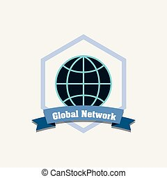 Global network design