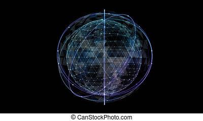 Global network technologies.