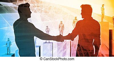global, partenaires