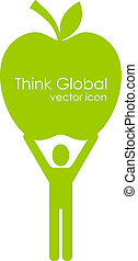 global, pensar