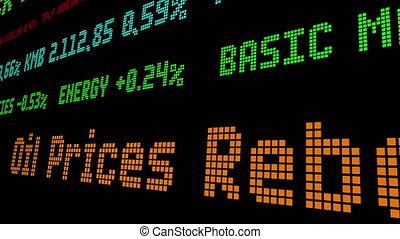 global, prix, rebond, huile, demande