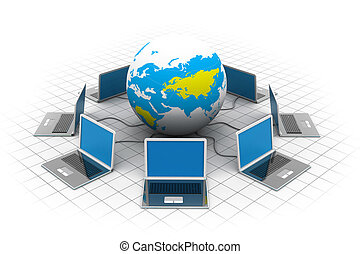 global, réseau informatique