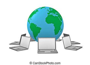 global, radio, vernetzung