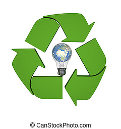 Global recycling ideas