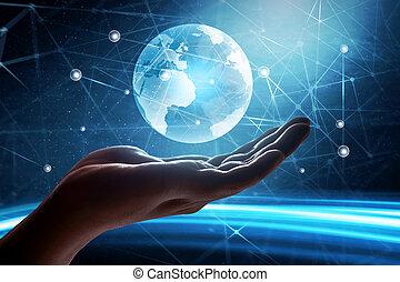 global sammenhænge, begreb