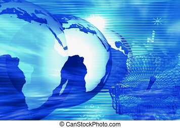 global, series, lines