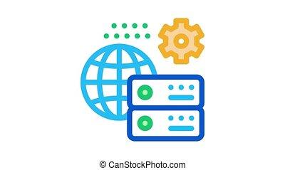 global settings Icon Animation
