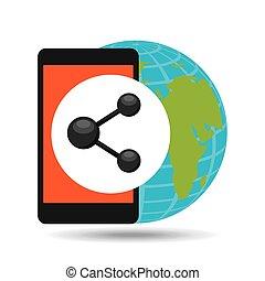 global sharing social network