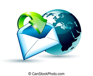 Global Shipping and Communication Email