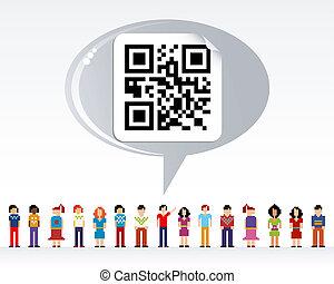 Global social media network - Social media network...