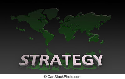 Global Strategy in a Business as a Concept