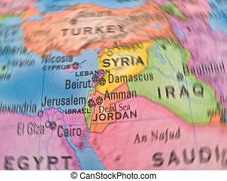 Global Studies Middle East Emphasis on Jerusalem