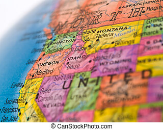Global Studies - Pacific Northwest of the United States