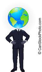 global, tänkande