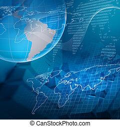 global, tecnologia