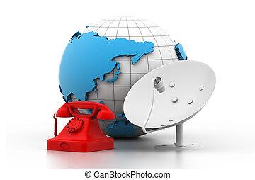 Global telecommunications