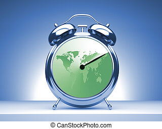 global, temps